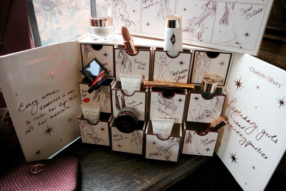 zestaw kosmetyków charlotte tilbury