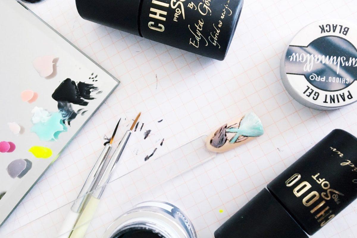 paznokcie fashion art