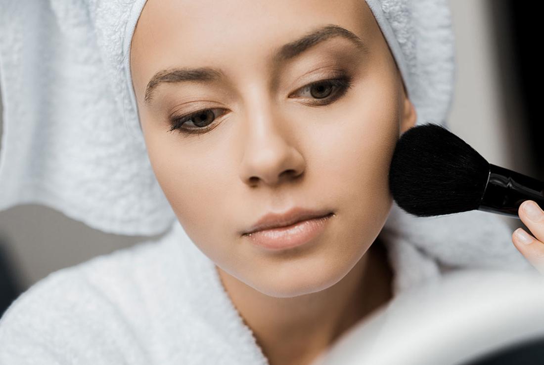 jak zadbać o skórę pod makijaż