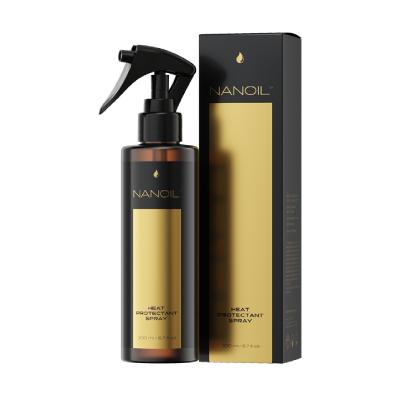 Nanoil Heat Protectant Spray